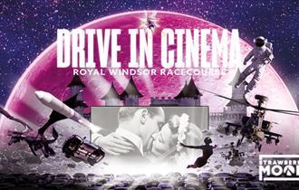 Strawberry Moon Drive-In Cinema