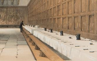 Six Centuries of Food and Dining at Eton College