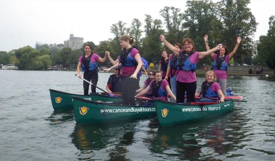Canoe & Kayak Adventures