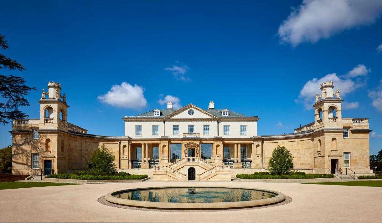 The Langley Buckinghamshire exterior