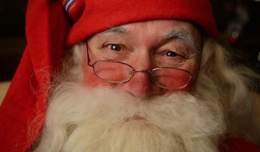 Father Christmas at LaplandUK