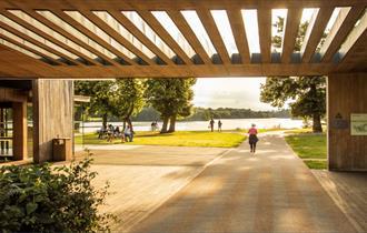 Windsor Great Park: Virginia Water Pavilion