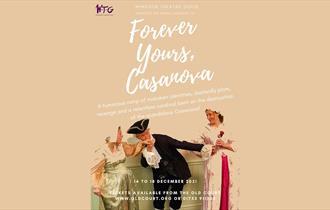 Forever Yours, Casanova
