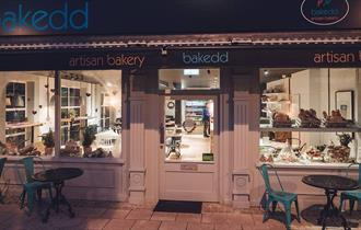 Bakedd artisan bakery and cafe