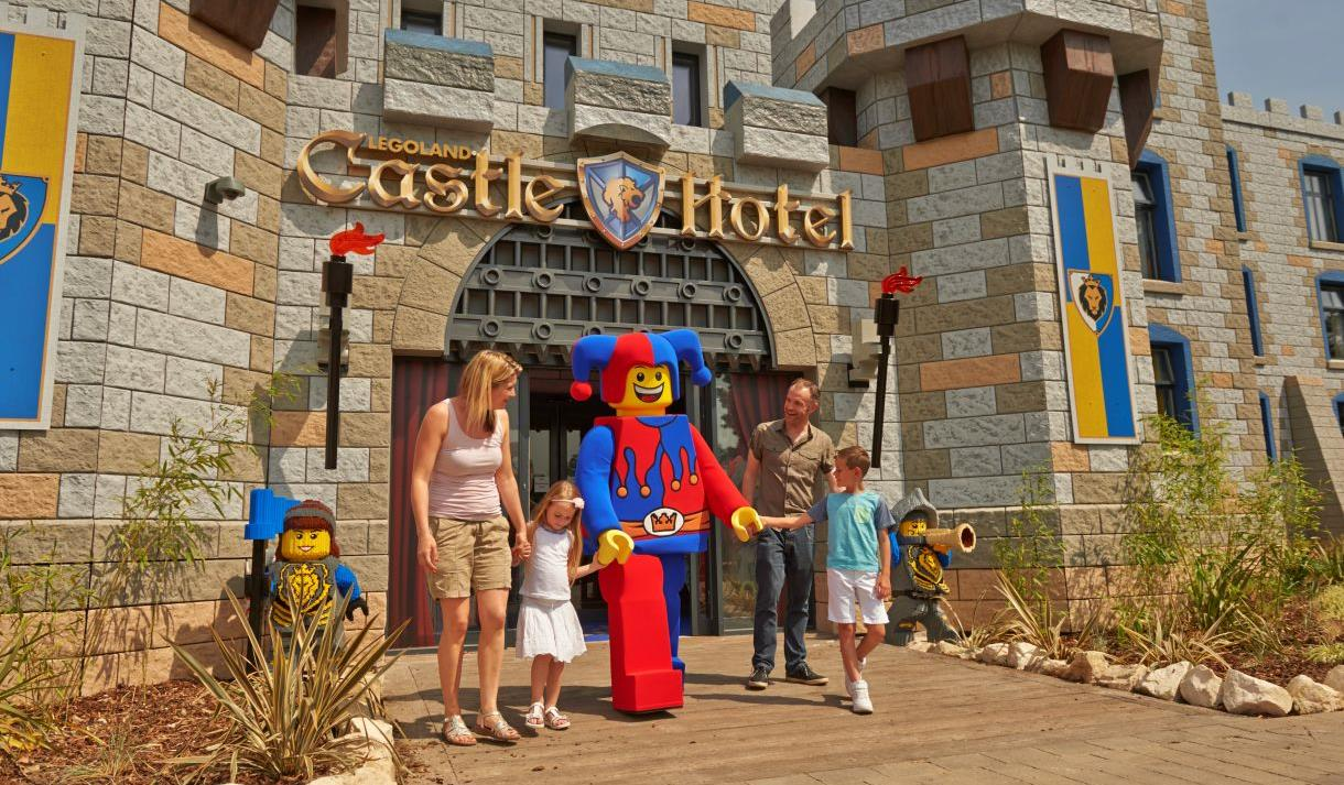 LEGOLAND® Castle Hotel Windsor