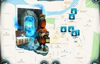 Magic Portal Outdoor Escape Experience