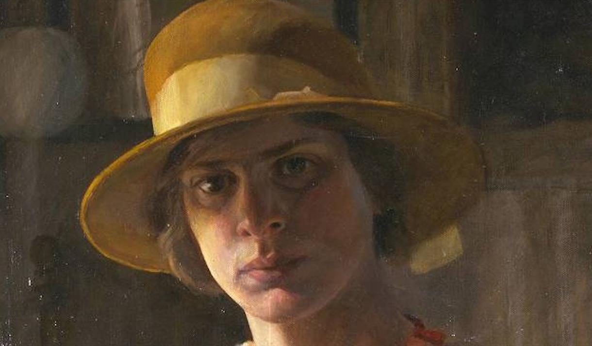 Love, Art, Loss: The Wives of Stanley Spencer.  Image of Hilda Carline.  Copyright: (c) Estate of Hilda Carline