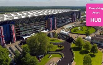 Hub XV comes to Ascot | Co-working & networking in an iconic venue