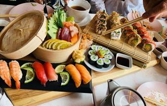 Intoku Pan Asian & Sushi Cafe Windsor
