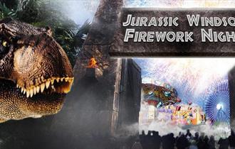 Jurassic Fireworks Night