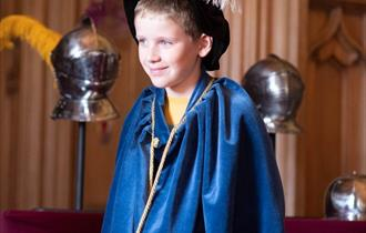 Knight Time Half Term Activities at Windsor Castle