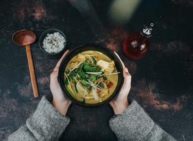 Windsor wagamama nikko curry