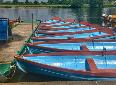 John Logie Motorboats Windsor