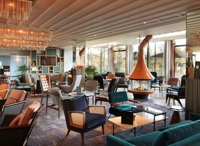 The Lounge, Runnymede on Thames