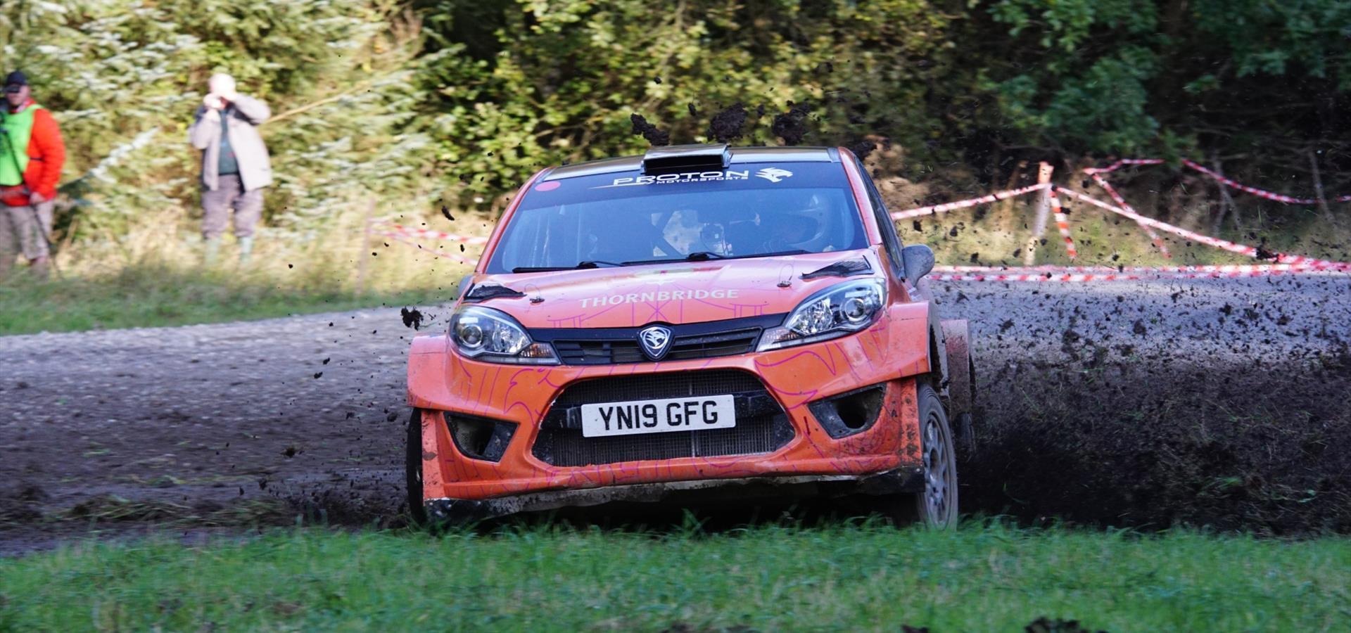 Filey Trackrod Rally