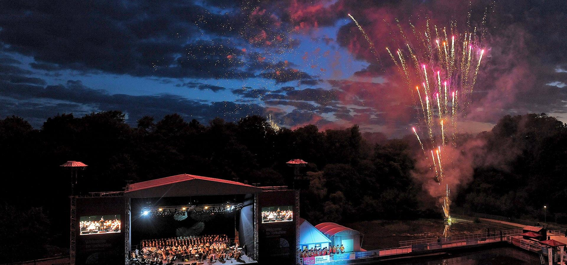 An image of Open Air Theatre, Scarborough