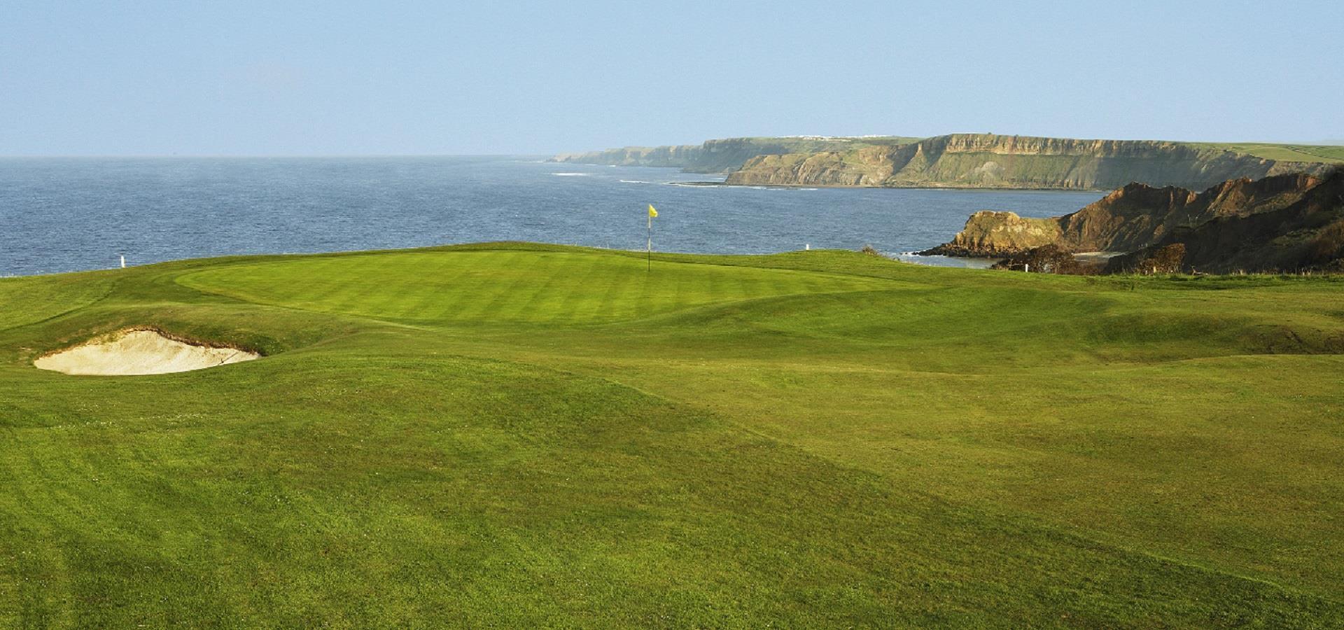 South Cliff Golf Club, Scarborough