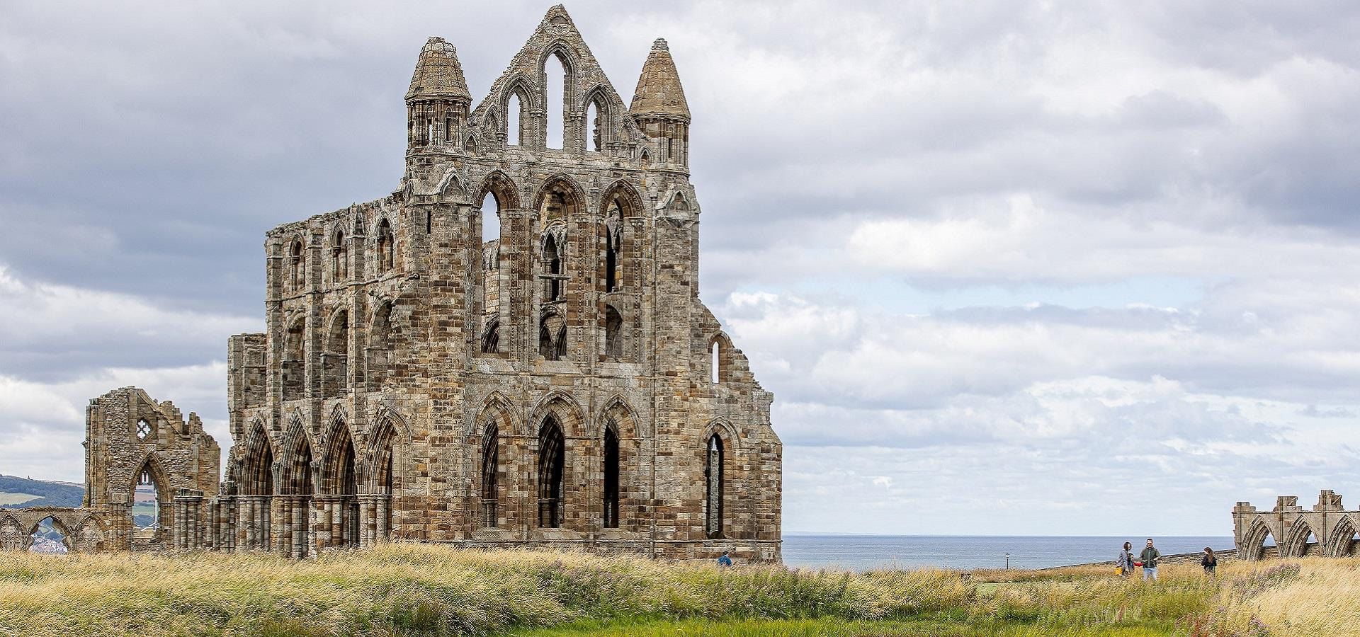 Whitby Abbey by Charlotte Graham