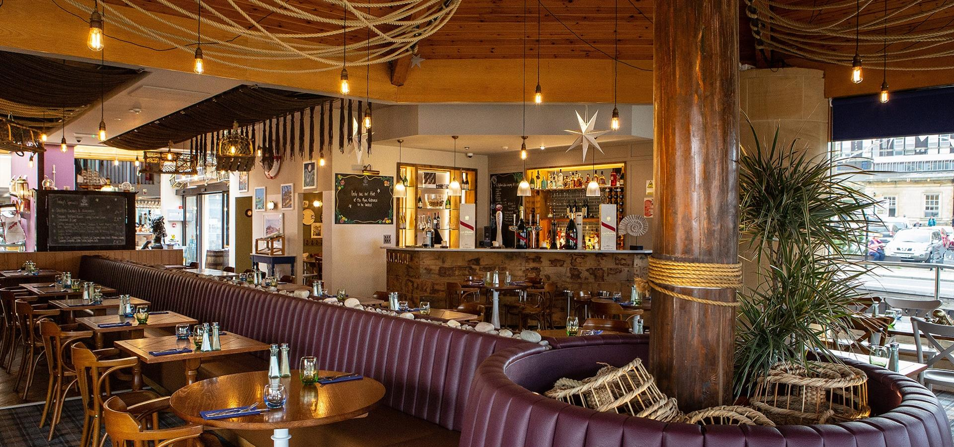 An image of Whitby Restaurant Bar by Ravage Productions