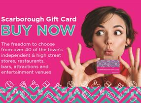 An image of the Scarborough Gift Card