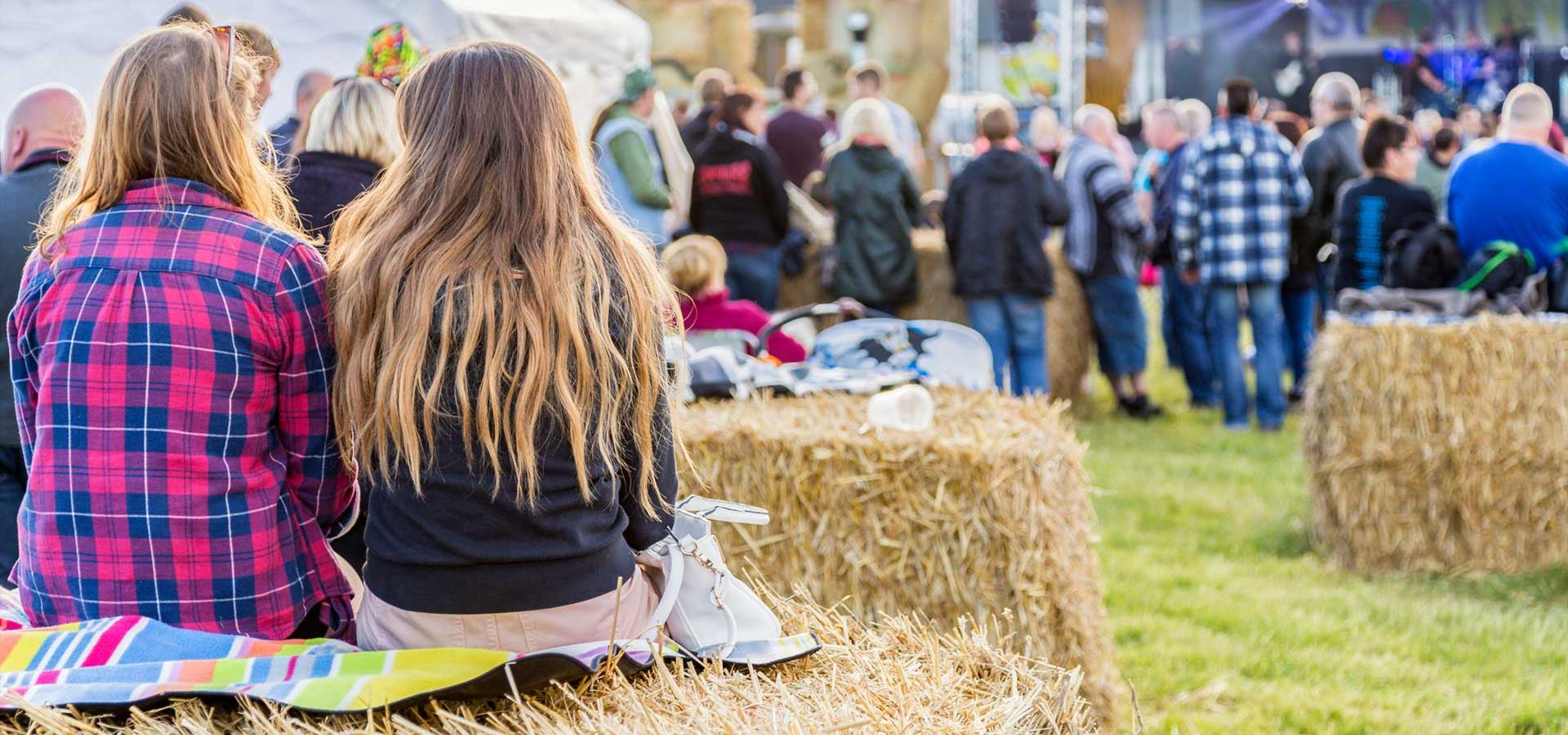 An image of Staxtonbury Festival - Ravage Productions