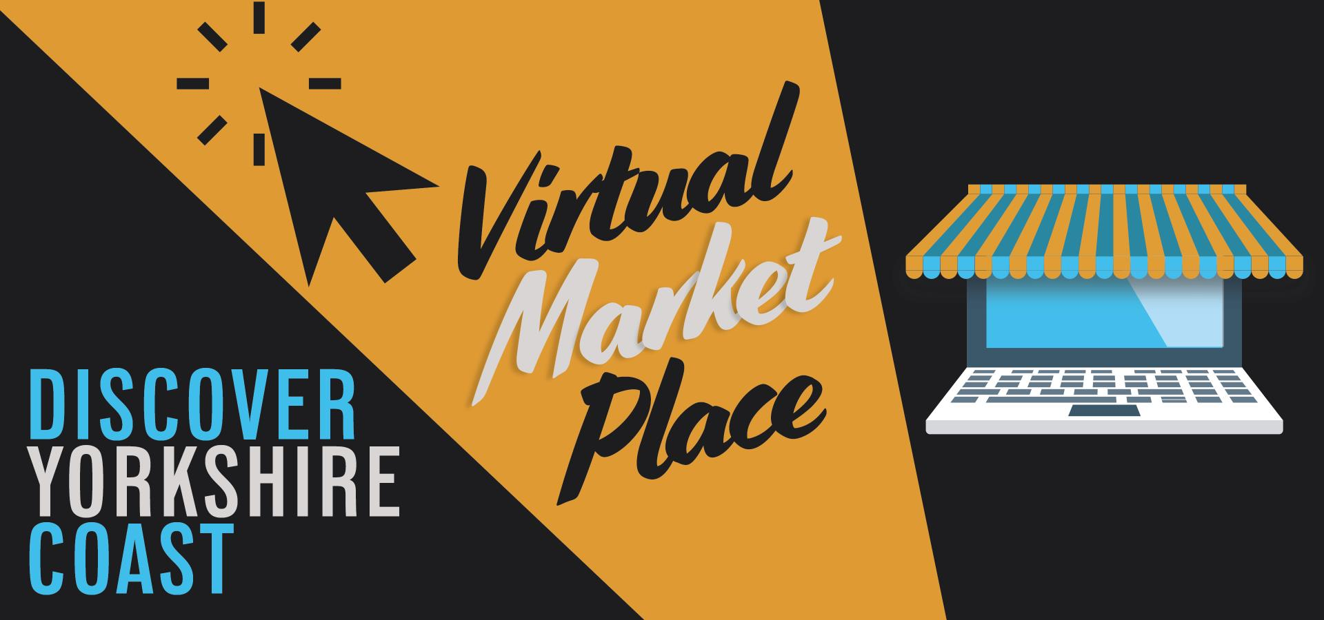 An Image of the Virtual Market Place at Discover Yorkshire Coast