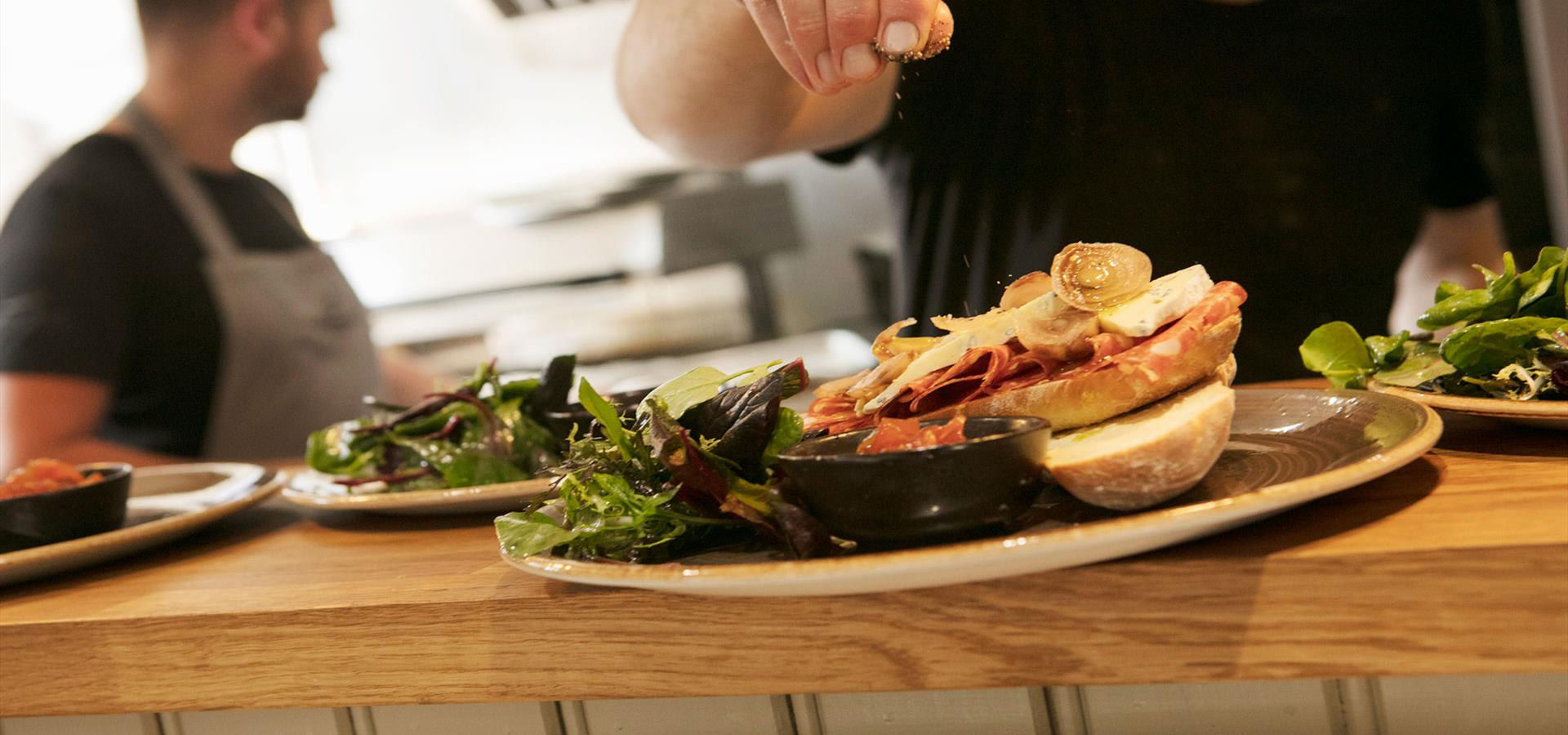 An image of Food at Mannion & Co, Helmsley  By Dan Prince