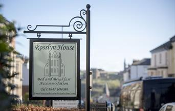 An image of Rosslyn House
