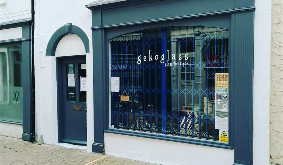 An image of Gekoglass exterior