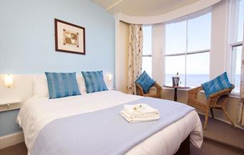 An image of The Clarence Gardens Bedroom