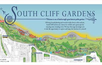Shuttleworth Gardens For The Blind