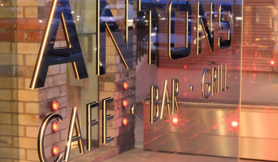 An Image of Antons cafe and bar