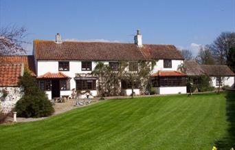 Barker Stakes Farmhouse
