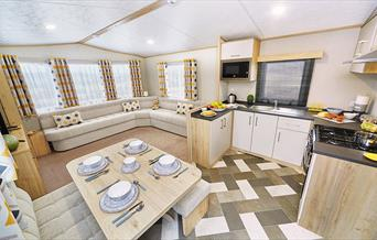 Crows Nest Caravan Park - Static Caravan