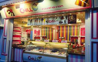 An image of Chill at Planet Ice-Cream