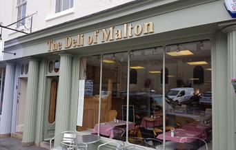 An image of Deli of Malton