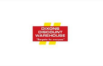 An image of Dixons Discount Warehouse logo
