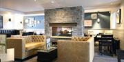 image of angel hotel lounge