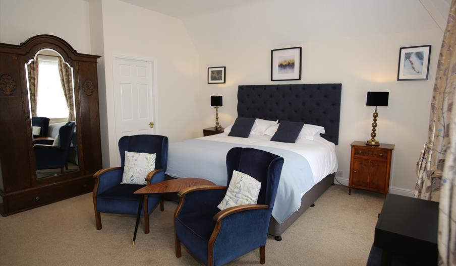 An image of The Cordelia bedroom
