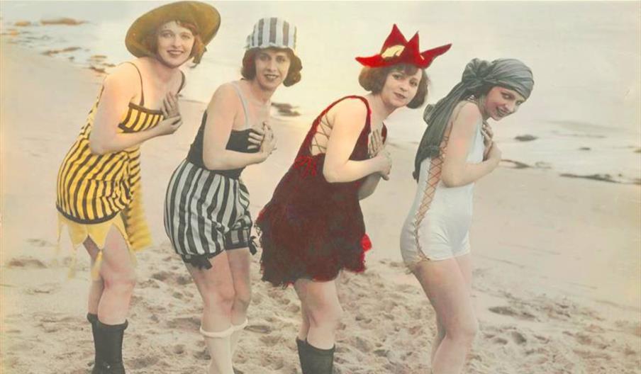 The October Seaside Vintage Fair