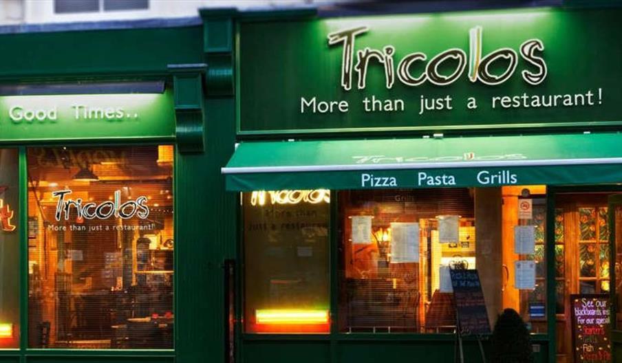 Tricolos Italian Restaurant