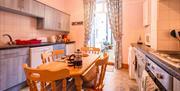 An image of St Kitts Ground Floor Apartment kitchen