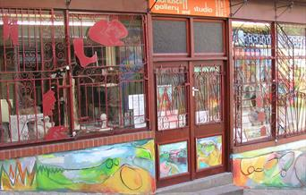 Blands Cliff Gallery and Studio