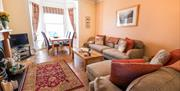 An image of St Kitts Ground Floor Apartment living room