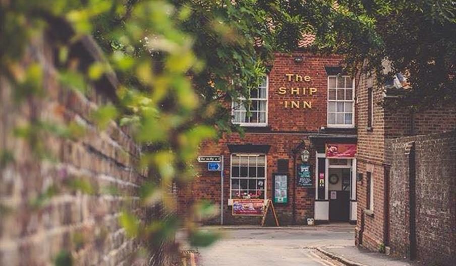 An image of The Ship Inn, Sewerby