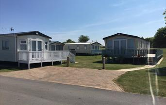 An image of Orchard Farm Holiday Caravan Park