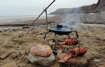 Fossils, Forage & Feast in the North York Moors