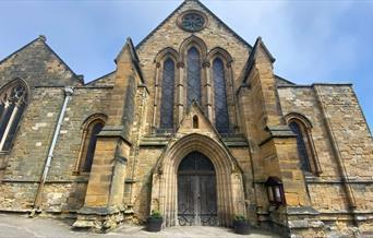 An image of St Mary's Parish Church