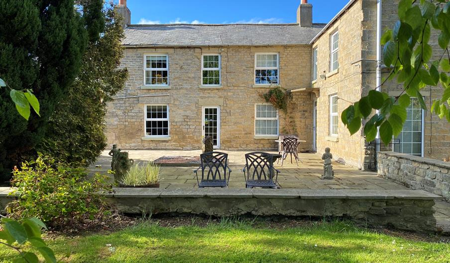 An image of Rains Farm Holiday Cottages