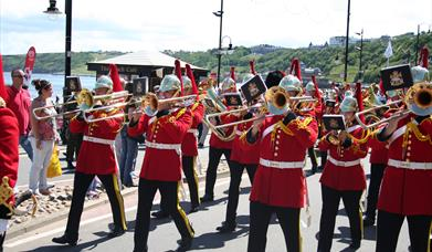 Armed Forces Day Scarborough